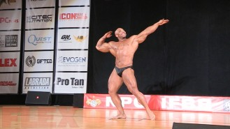 2016 IFBB Pittsburgh Pro Guest Posing: Sergio Oliva, Jr. Video Thumbnail