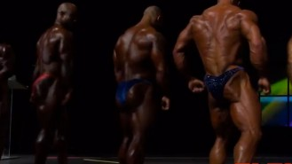 2013 Toronto Pro Open Men Posedown Video Thumbnail