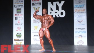 2016 New York Posing Routine: Victor Martinez Video Thumbnail