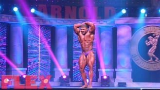 2017 Arnold Classic Routine: Vitaly Fateev Video Thumbnail