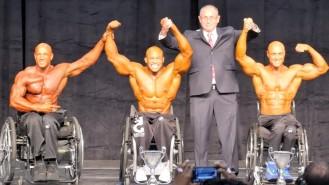 Wheelchair Final Comparisons & Awards - 2015 IFBB Toronto Pro Video Thumbnail