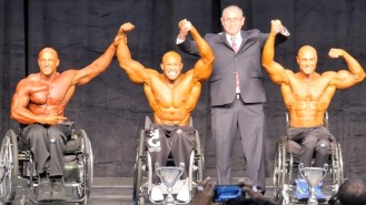 Wheelchair Final Comparisons & Awards - 2015 IFBB Toronto Pro Video Thumbnail