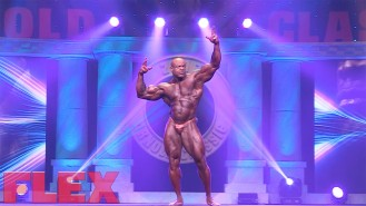 2017 Arnold Classic Routine: Will Harris Video Thumbnail