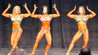 Women's Physique Final Comparisons & Awards - 2015 IFBB Toronto Pro Video Thumbnail
