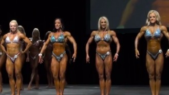 Womens Physique Toronto Awards Video Thumbnail