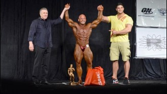 Mike Yablon 2013 Masters Nationals 40+ Overall Winner Interview with Dennis James Video Thumbnail