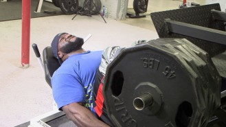 Akim Williams's Arnold Classic Leg Workout Video Thumbnail