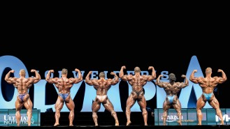 Mr. Olympia Contestants  Gallery Thumbnail