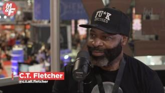 Strength Athlete C.T. Fletcher Interview Video Thumbnail