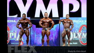Comparisons - 212 Bodybuilding - 2018 Olympia Gallery Thumbnail
