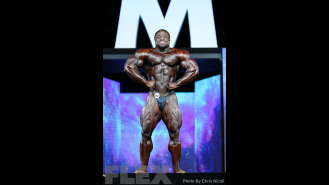 Michael Lockett - Open Bodybuilding - 2018 Olympia Gallery Thumbnail