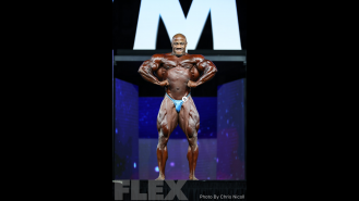 Charles Griffen - Open Bodybuilding - 2018 Olympia Gallery Thumbnail