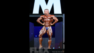 Josh Wade - Open Bodybuilding - 2018 Olympia Gallery Thumbnail