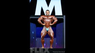 Steve Kuclo - Open Bodybuilding - 2018 Olympia Gallery Thumbnail