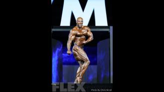 Juan Morel - Open Bodybuilding - 2018 Olympia Gallery Thumbnail