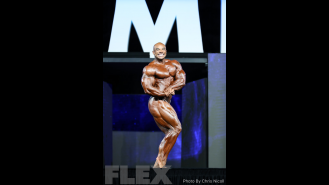 Sergio Oliva Jr - Open Bodybuilding - 2018 Olympia Gallery Thumbnail