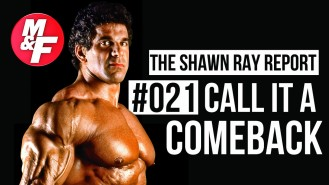 Shawn Ray Talks Comebacks, and Why He Wouldn't Make One  Video Thumbnail