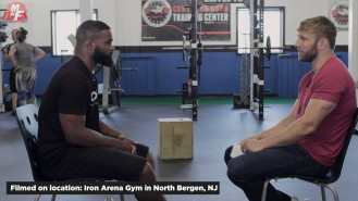 """Why UFC's Tyron Woodley Passed on Acting in """"Spider-Man: Homecoming"""" Video Thumbnail"""