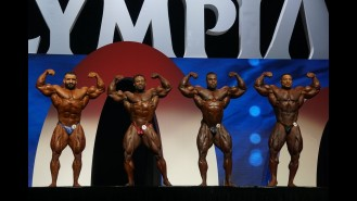 2019 Olympia Open Bodybuilding Callout Report Gallery Thumbnail