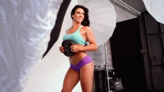 Behind-The-Scenes at the Amanda Latona Cover Shoot Video Thumbnail