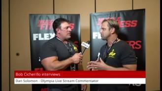 Dan Solomon Talks the Story Behind 'Bigger'  Video Thumbnail