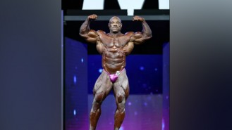 Dexter Jackson - Open Bodybuilding - 2018 Olympia Gallery Thumbnail