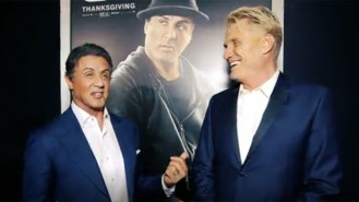 Dolph Lundgren and Sylvester Stallone Video Thumbnail
