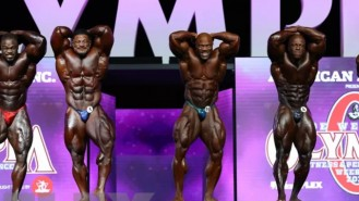 Final Posedown & Awards - Open Bodybuilding - 2018 Olympia Gallery Thumbnail
