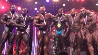 2019 Arnold Classic Finals Report Gallery Thumbnail