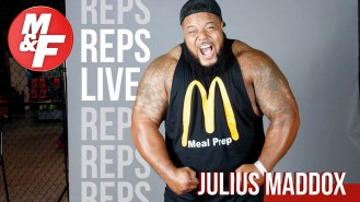 Julius-Maddox-Youtube-Reps-Live Video Thumbnail