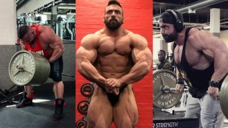 Luke Sandoe's Instagram Shows Why He is Going to the Olympia Gallery Thumbnail