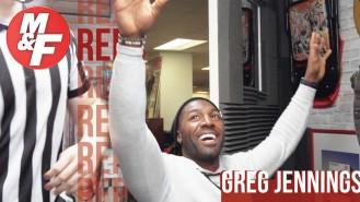 Muscle-Fitness-Podcast-Reps-Greg-Jennings-Green-Bay-Packer-Superbowl-NFL Video Thumbnail