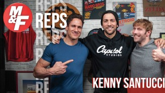 Muscle-and-Fitness-Podcast-Reps-Youtube-Kenny-Santucci. Video Thumbnail