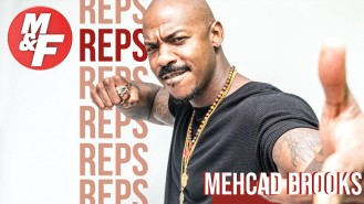 Muscle-and-Fitness-Reps-Podcast-Mehcad-Brooks-Netflix-Tyler-Perry-A-Fall-From-Grac Video Thumbnail