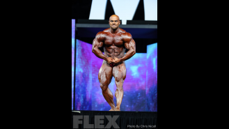 Lukas Osladil - Open Bodybuilding - 2018 Olympia Gallery Thumbnail