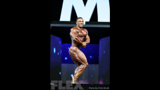 Justin Luis Rodriguez - Open Bodybuilding - 2018 Olympia Gallery Thumbnail