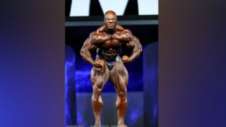 Phil Heath - Open Bodybuilding - 2018 Olympia Gallery Thumbnail