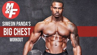 Simeon-Panda-Bodybuilder-IFBB-Bigger-Chest-Workout Video Thumbnail