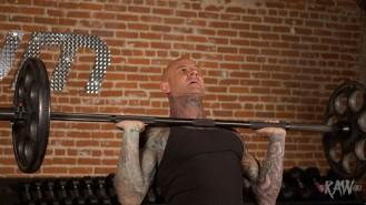 Raw 2.0: Barbell Shoulder Press Video Thumbnail