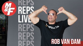 Youtube-Reps-Rob-Van-Dam Video Thumbnail