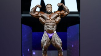 Brandon Curry - Open Bodybuilding - 2018 Olympia Gallery Thumbnail