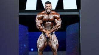 Nathan De Asha - Open Bodybuilding - 2018 Olympia Gallery Thumbnail