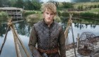 Alexander Ludwig Trains for the Hit Show 'Vikings'