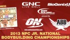 NPC Junior National Championships 2013