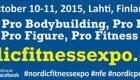 2015 IFBB Nordic Pro