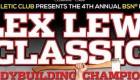 2014 NPC Flex Lewis Classic
