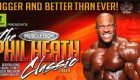 Phil Heath Classic 2014