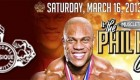Phil Heath Classic 2013
