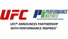 UFC® Announces Partnership with Performance Inspired™