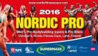 2016 IFBB Nordic Pro